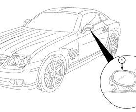 Crossfire SRT-6 Service Manual can give a lot of DIY hints & tips. Press to download.