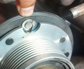 Stay away from used/broken Supercharger Pulleys.