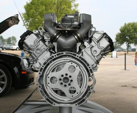 SRT-6 ENGINE V6 3.2L 349 BHP 354 PS 450 NM 260kW